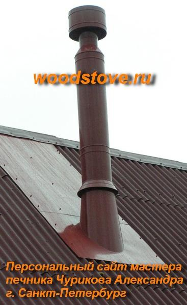 требования к установки газовой колонки без дымохода
