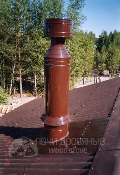 Цена на монтаж дымохода тона как заделать дымоход через кирпичную стену